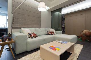 66平米宜家设计装修两居室装潢欣赏图
