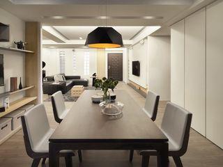 现代简约装修餐厅吊灯设计