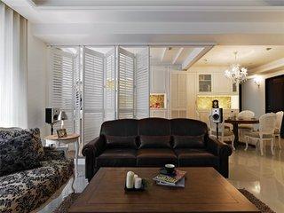 简欧新古典风格 三室两厅美宅设计