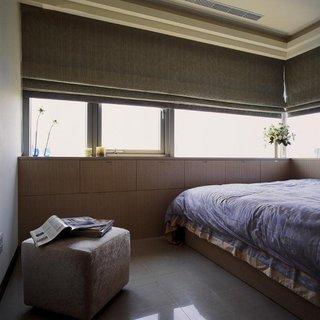简约宜家风卧室窗户设计