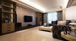 宜家设计装修两室两厅装潢效果图