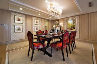 唯美浪漫法式新古典风格餐厅装饰大全