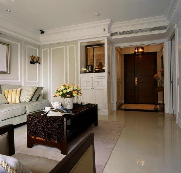 悠闲美式家装室内装修欣赏图