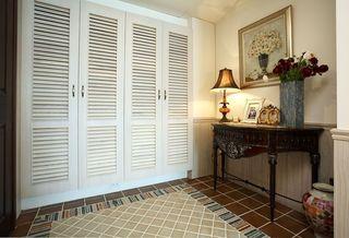 7万元打造田园风格三室两厅设计装修鉴赏图