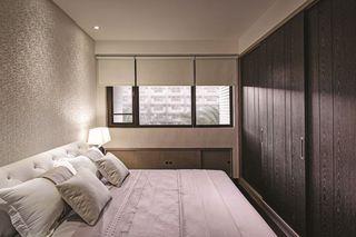 素雅现代卧室衣柜设计