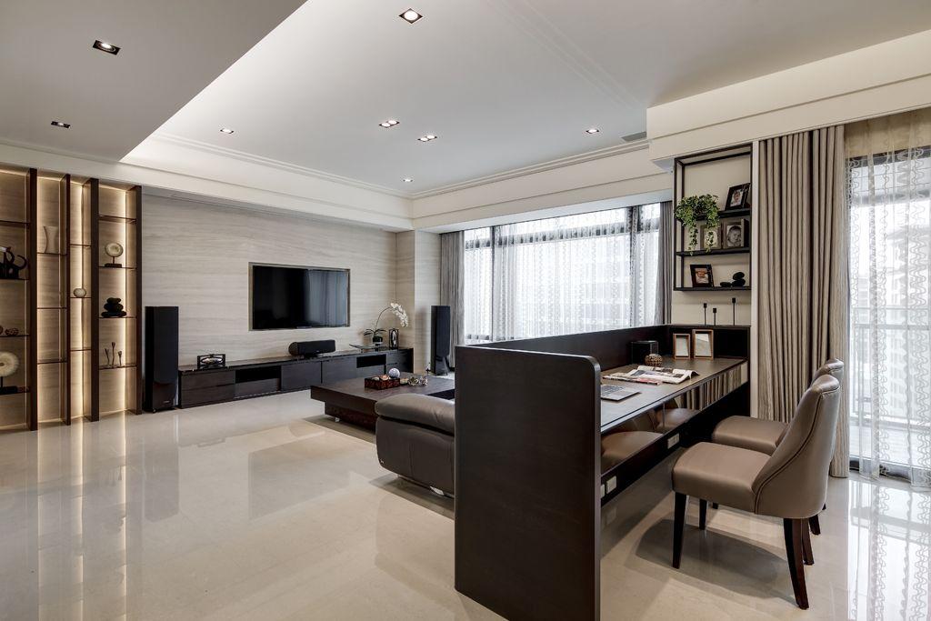 时尚现代公寓室内装修设计