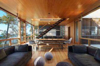 休閑美式別墅裝修設計