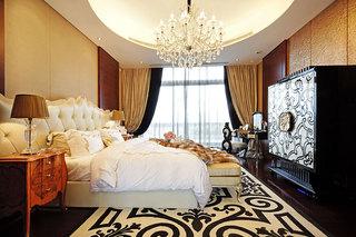 典雅美式风格卧室装修图