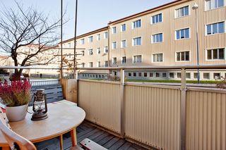简约北欧小户型阳台设计