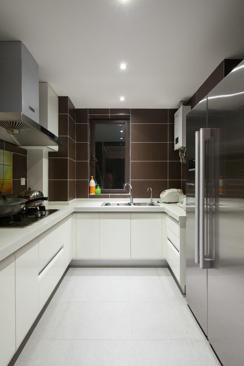 时尚大气现代宜家风格厨房效果图