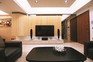 现代风格装修复式室内设计