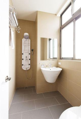 简约时尚卫生间卫浴挂件安装