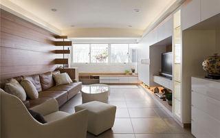 时尚简约宜家风?#39057;?#24335;公寓设计