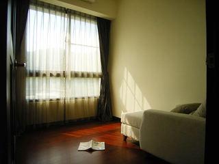 现代家居室内窗帘装饰