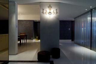 146平现代时尚公寓装修效果图