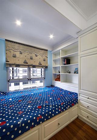 现代简欧设计儿童房效果图