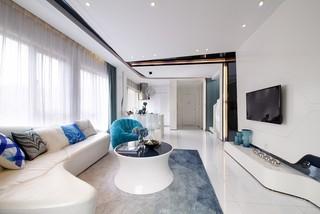 简约现代别墅室内个性装修设计