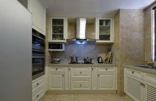 时尚现代简欧厨房装修设计