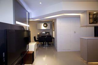 现代一居室餐厅规划布置