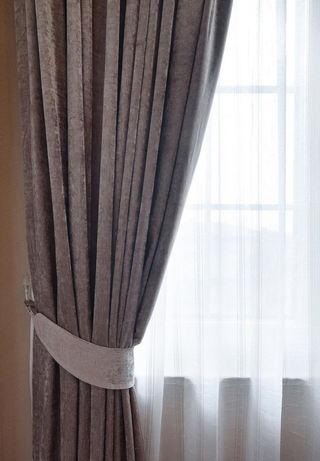 美式風格家居窗簾選購