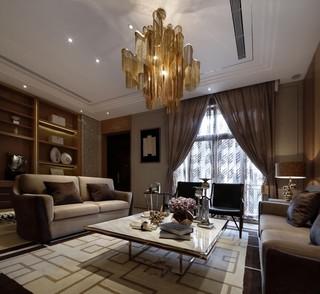 奢华精美欧式客厅装饰设计