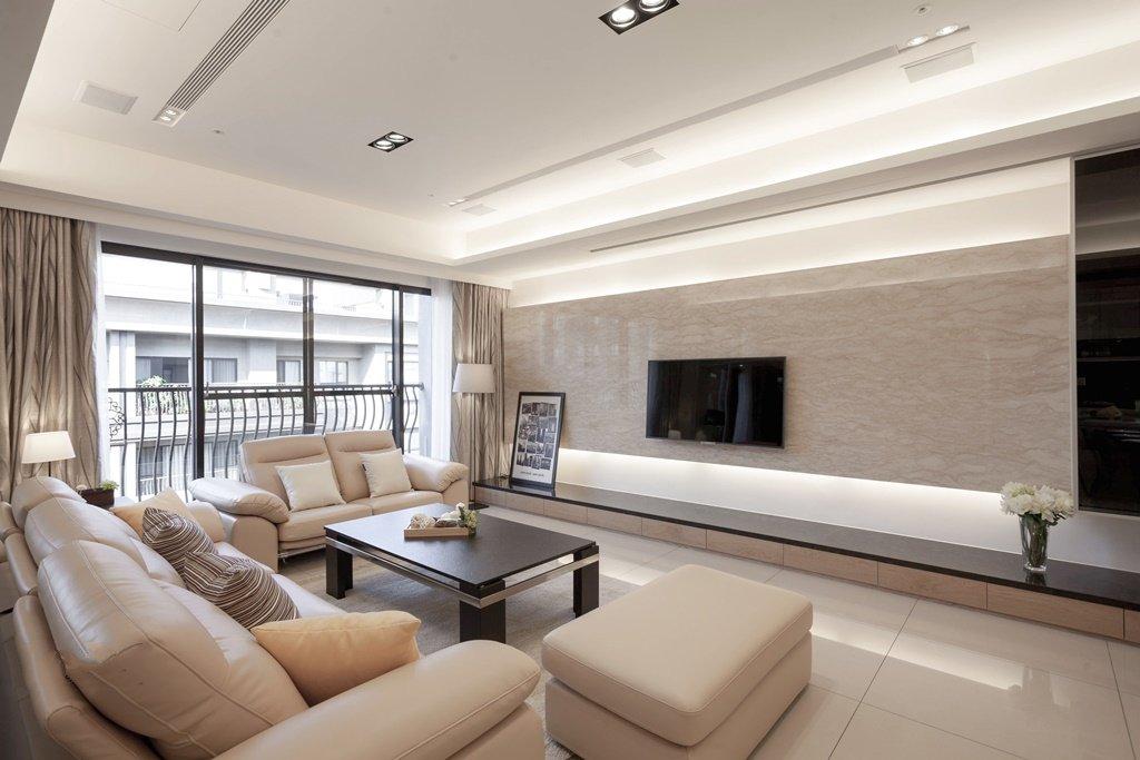 简约设计客厅室内装修图片