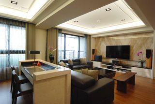 时尚现代装修客厅案例图