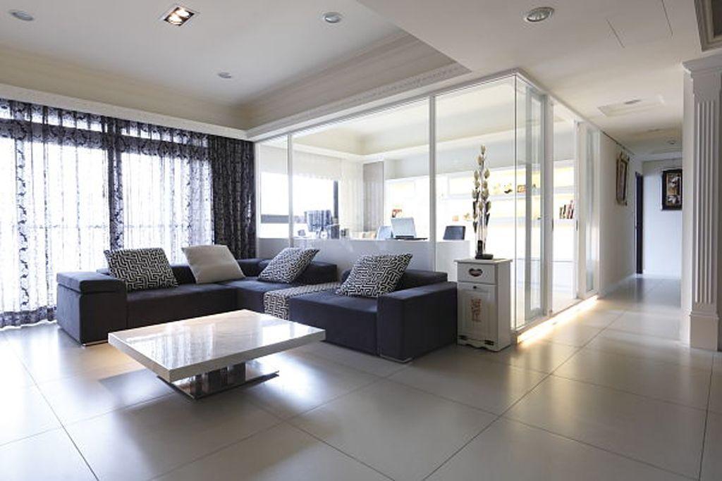 最新现代客厅软装装饰