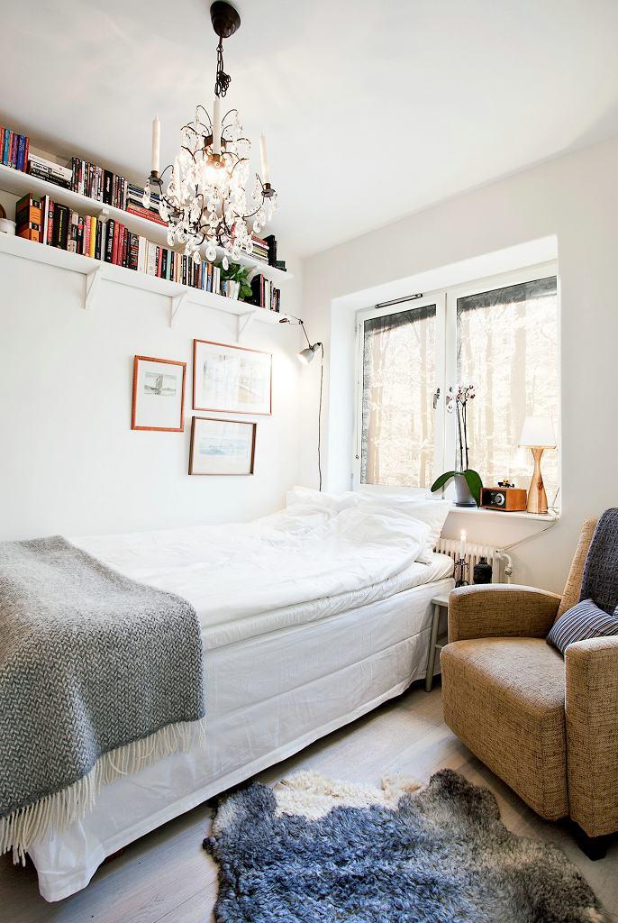 清新北欧风情小卧室设计