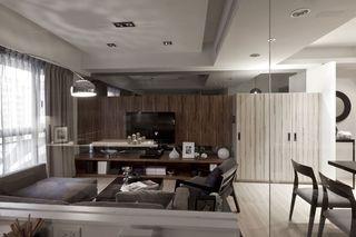素雅现代简约公寓装修图