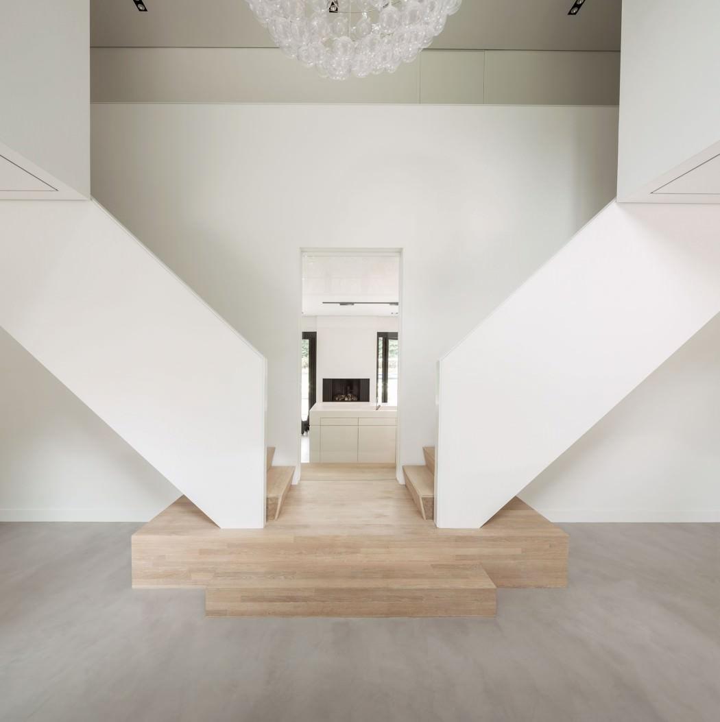 个性创意极简风楼梯效果图