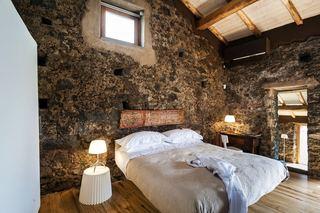 原始自然风混搭 卧室家居设计