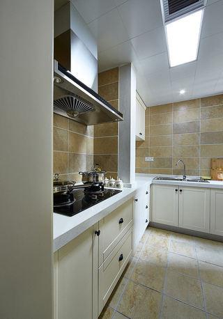 温馨宜家风厨房设计欣赏