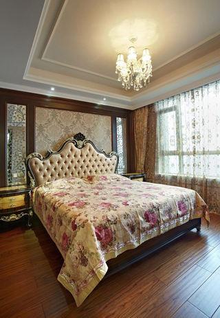 精美古典欧式卧室装饰大全