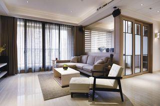 日式现代三室两厅装修设计