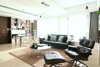 休闲宜家现代风 客厅沙发效果图