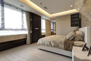 素雅时尚现代卧室装修效果图