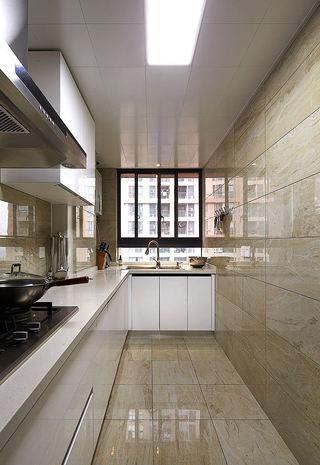 时尚简约现代 大理石厨房装饰图