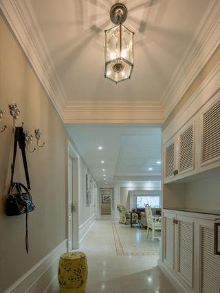 美式风格家居室内过道欣赏