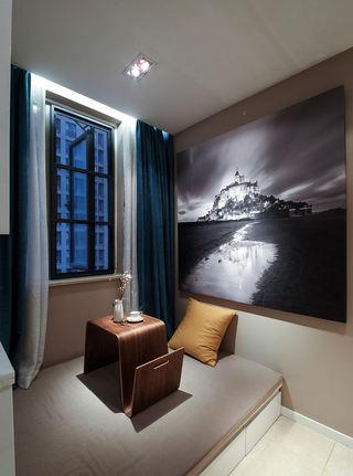 现代简约家居室内榻榻米设计