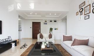 现代简约三室两厅装修设计