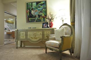 精美复古北欧风情装饰柜设计