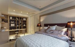 时尚现代卧室书房设计