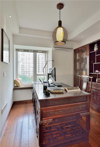 中式古典風格書房裝修案例