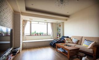10万全包设计装修北欧三室两厅家装效果图