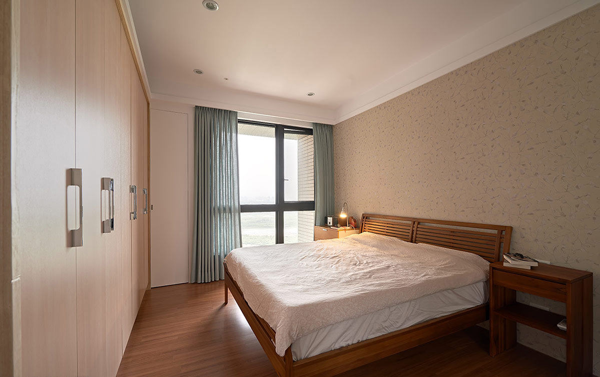 温馨简约宜家风格卧室装潢设计大全