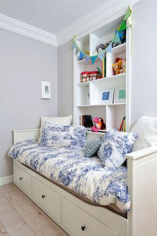 浪漫美式家居榻榻米沙发设计