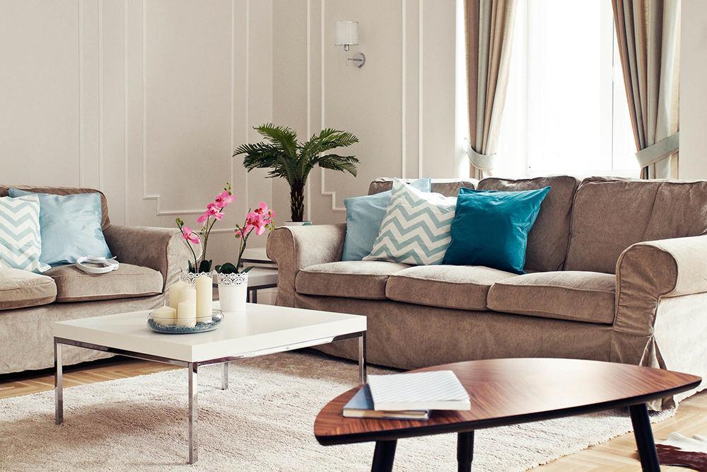 现代简约公寓家装局部图片