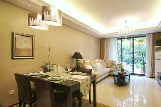 现代小户型二居室装修设计
