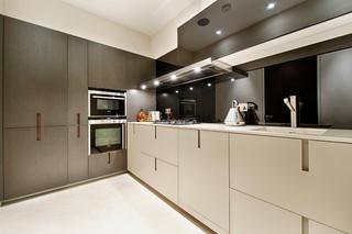 时尚现代风高端厨房设计效果图